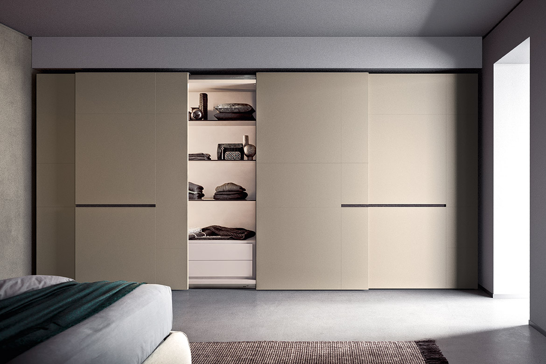 crea armadio con ante complanari Pianca