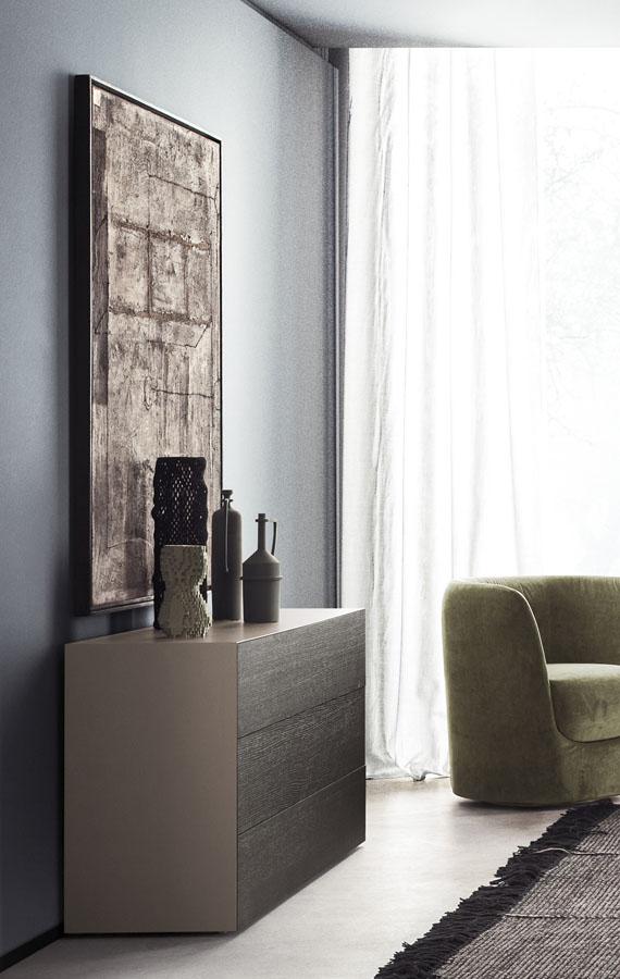 norma modern italian casegood furniture for bedroom pianca