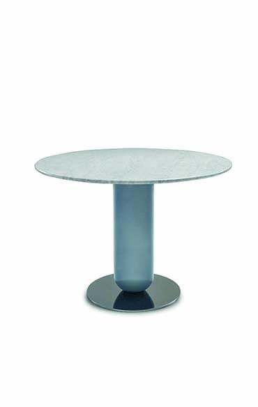 tavolo Ettorino design Calvi Brambilla novità presentata al salone del mobile di milano stand Pianca