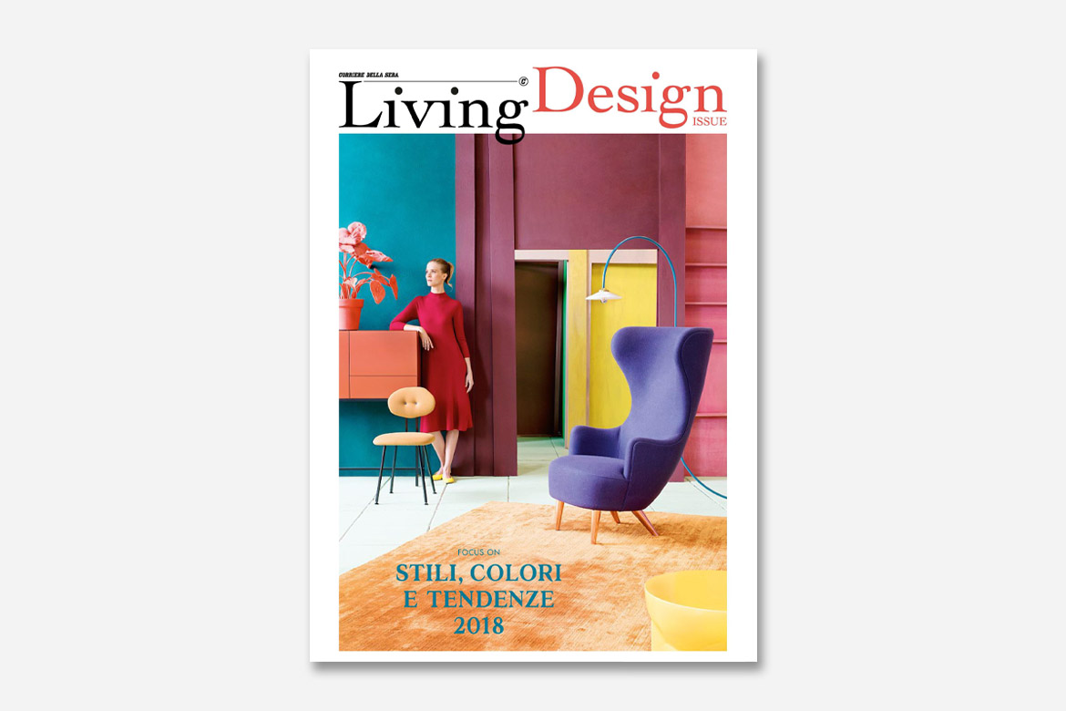 living design cover