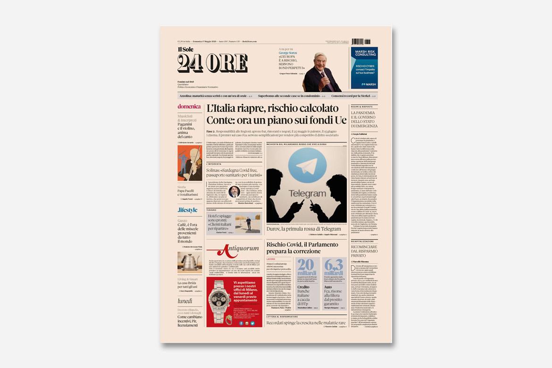il sole 24ore giornale