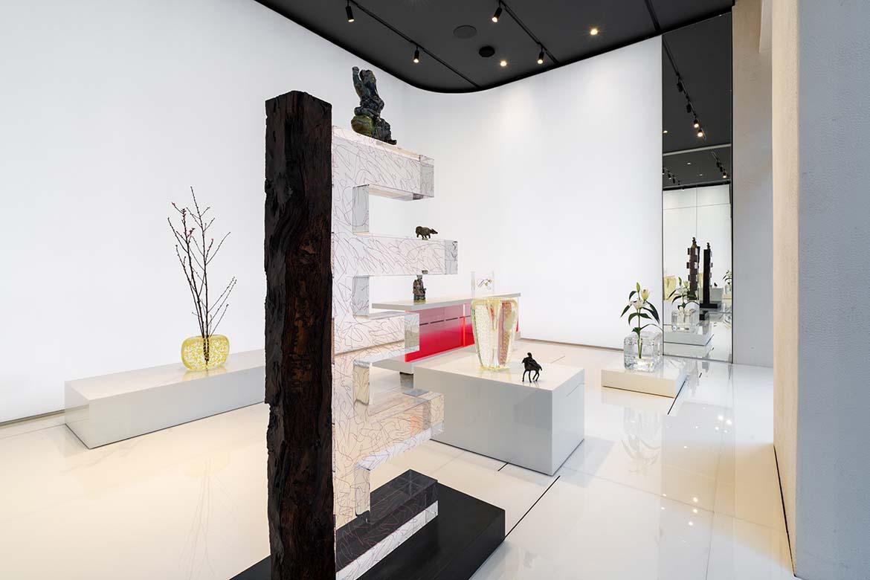 """la nuova stanza di andrea branzi designer e architetto italiano che ha fatto parte del movimento di avanguardia dell'Architettura Radicale con il gruppo """"Archizoom Associati"""""""