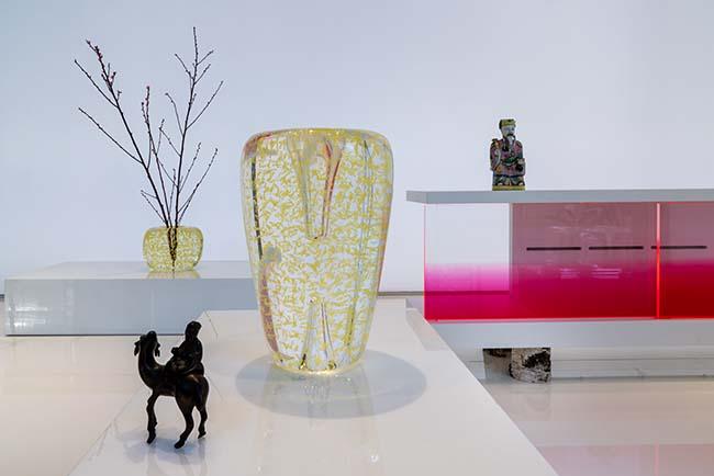 Pianca & Partners ospita la mostra di Andrea Branzi intitolata la nuova stanza