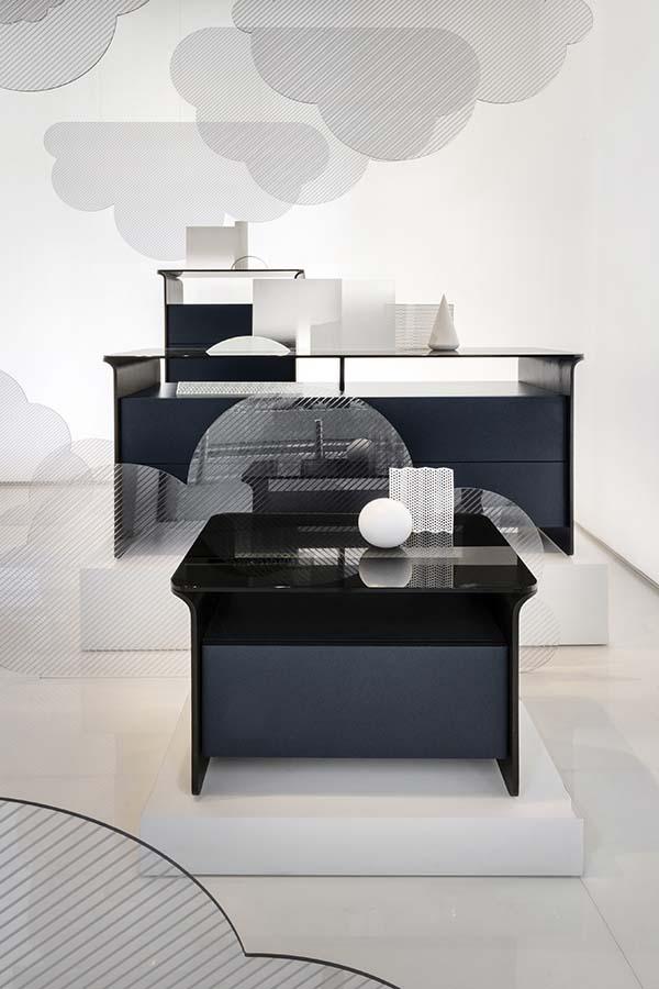 dream on allestimento progettato dallo studio Calvi brambilla per Pianca