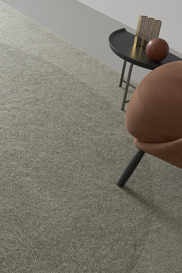 tappeto da interno in lana pelo corto moderno per soggiorno o camera da letto