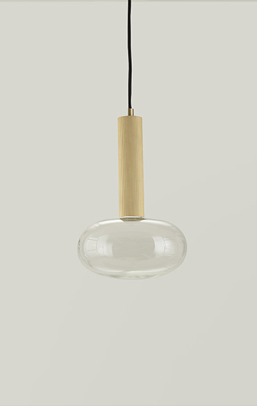 suspended indoor light design made in italy