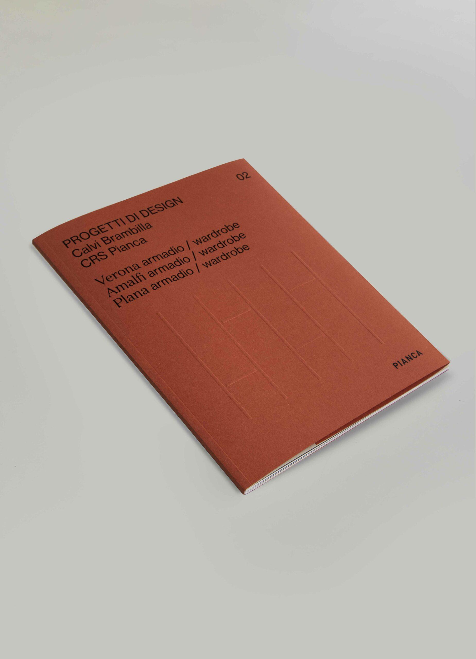 catalogo armadi novità progetti di design Calvi Brambilla Pianca