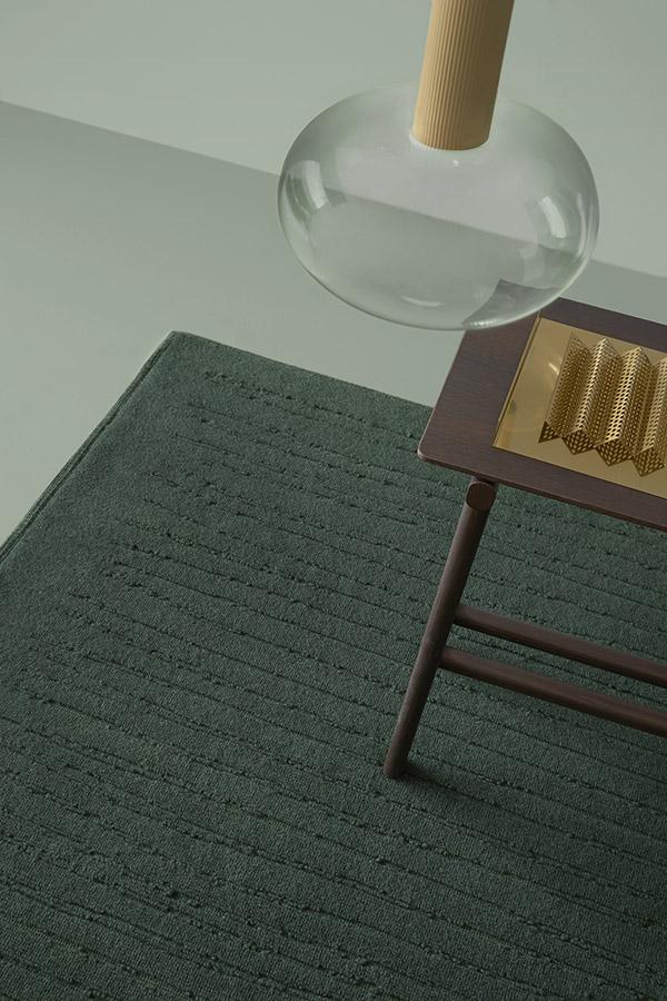 pibiones tappeti realizzati a mano con lana e cotone naturale sarda Pianca